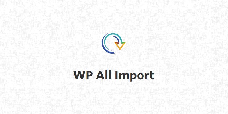 wpimport